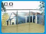 Guarniciones de acero de /Post/Handrail del balaustre (CO-1011)