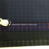 Проверите сторону ткани шерстей одиночную для человека