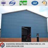 El bastidor de acero prefabricados Sinoacme Taller Construcción