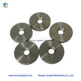 Части стали/металла/алюминия CNC высокой точности подвергая механической обработке с вне продето нитку