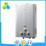 Cobre trocador de calor 7L gás aquecedor de água