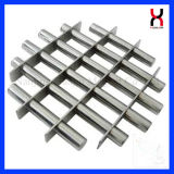 Сильный постоянный фильтр магнита NdFeB магнитный штанги промышленный