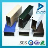 Профиль подгонянный высоким качеством алюминиевый с по-разному цветами