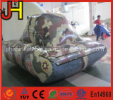 Depósito de camuflaje inflable Paintball Bunker para Paintball Arena