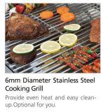 De luxe de 3 Brûleur à gaz en acier inoxydable Barbecue pour la vente
