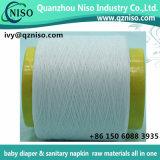 Spandex elastico per lo Spandex elastico del pannolino del piedino adulto delle materie prime con lo SGS