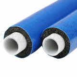 Blue Red Color를 가진 Pre-Insulated Pex 알루미늄 Pex Pipe