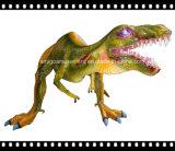 Decorazione del dinosauro della vetroresina per il partito