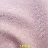Fashion Crocodile PU Faux Shoe Tissu en cuir pour les collections de chaussures