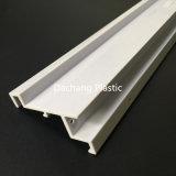 Perfil plástico Polished elevado da extrusão para acessórios da filtragem do ar