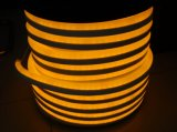 CE EMC LVD RoHS Two Years Warranty, Lsn Amber LED Neon Flex Rope Light-