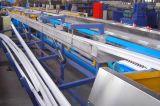 Perfil del PVC que hace la máquina (XDC-65)