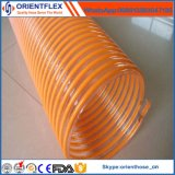Anti-Abrasion Anti-Corrsion antivieillissement PVC flexible d'aspiration