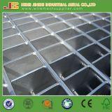 Reja de acero caliente de las pisadas de escalera de la venta con el certificado de la ISO