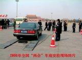 Em sistema de inspeção de carro com Ce RoHS