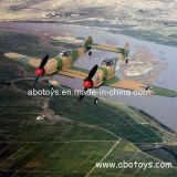 4 CH R/C 제 2 차 세계 대전 비행기 - T109 (EP-606)