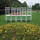 عمليّة بيع حارّة راتينج شعبيّة/بلاستيكيّة [شفري/تيفّني] كرسي تثبيت لأنّ [ودّينغ/ل-7]