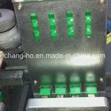 Gancho automático Sizer Cube Sizer Sizer Ronda máquina de tampografía
