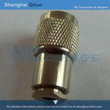 Gerader männlicher Stecker des HF-Verbinder-TNC (TNC-J5)