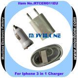 3 en 1 chargeur pour iPhone 4G (RTCEM011UE)