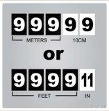 Rueda de medición Em-04