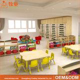 Мебель детского сада детей детсада твердой древесины центра Daycare