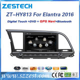 pour Hyundai Elantra 2015/2016 lecteur DVD de véhicule avec les multimédia par radio de GPS