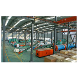 Machine chaude de dessiccateur rotatoire de vente d'usine