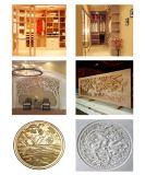 Elé 1530 Engravador CNC de madeira de alta qualidade, Eixo 4 Máquina de gravura de madeira CNC para venda