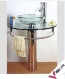 Flooring Glass Vanity (VS-G06)