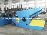 Máquina de corte de folha de alumínio hidráulico com marcação CE