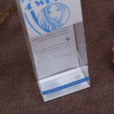 Bonne impression de marque PVC boîte cadeau pour cheveux (paquet en plastique)