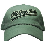 Embutido de plástico Polysnap Bordado Leisure Sport Golf Baseball Cap (TRB036)