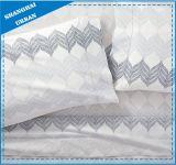 Sheeshaの葉は綿の羽毛布団カバーセットを印刷した