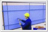 Pedaços de rede electrossoldada para betão
