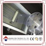 Пластмассовых Пэт Гранулирующий производственной линии с маркировкой CE и ISO