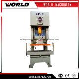 C la manivela del bastidor Tipo de alimentación neumática Máquina de prensa