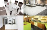 De nieuwe Ontworpen Bovenkanten van de Ijdelheid van het Bouwmateriaal van de Plakken van het Kwarts Voor Keuken