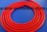 Caoutchouc de silicone de qualité alimentaire flexible/tube en caoutchouc