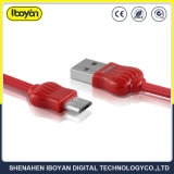 1m 인조 인간을%s 마이크로 데이터 USB 케이블 이동할 수 있는 부속품