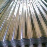 Gewölbtes Aluminiumblatt