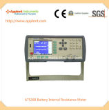 Nouveau testeur de batterie du compteur de résistance AC (AT526B)