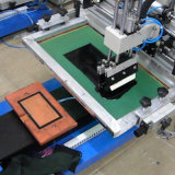 압축 공기를 넣은 몬 작업대를 가진 탁상 스크린 인쇄 기계