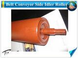 Rouleau latéral du convoyeur d'exploitation minière/guide/aile du rouleau de tendeur