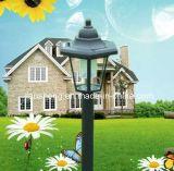 Lampe-torche électronique légère solaire de foyer d'AdPlastic (LS-1024) Cigarette/E-Cigarette CE4+justable (DBHE-2023)