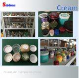 Полуавтоматный толщиной Cream тип вертикали заполнителя машины завалки толщиной Cream