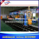Rollen-Bett CNC-Plasma-Rohr-Gefäß-Ausschnitt-Maschine 600-2000mm