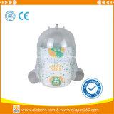 Fraldas para bebés descartáveis a um preço acessível
