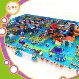 Parque Infantil programável interior esponja de PVC e equipamento de slides