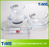 Matériau de haute en verre borosilicaté articles de cuisson Point